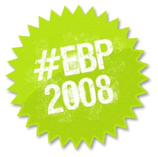 Selo EBP 2008