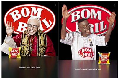 Anúncio Bombril