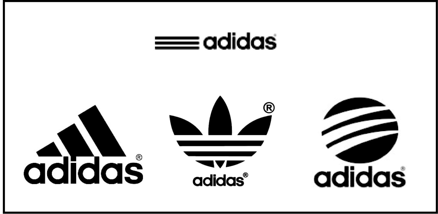 56a49412e História da marca Adidas