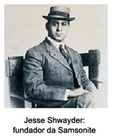 Jesse Shwayder - Fundador da Samsonite