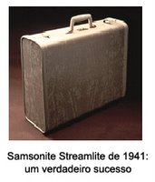 Samsonite Streamlite 1941