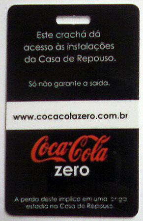 Casa de Repouso Coca-Cola Zero