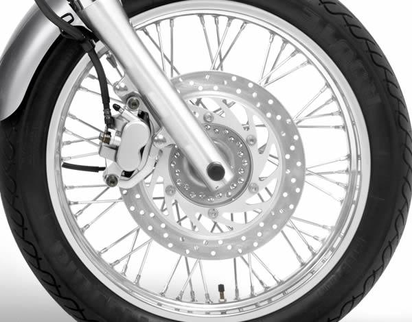 dragstar-650-freio