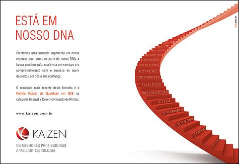 Kaizen Tecnologia - Soluções Completas em TI - Anúncio: Está em nosso DNA