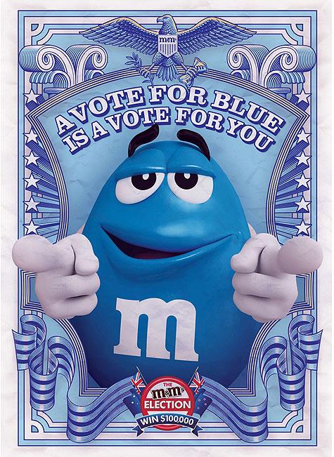 Promoção M&M