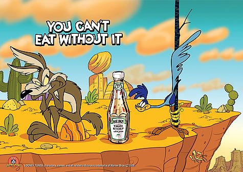 Ketchup Heinz | You can´t eat without it