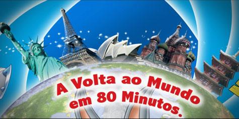 A Volta ao Mundo em 80 Minutos