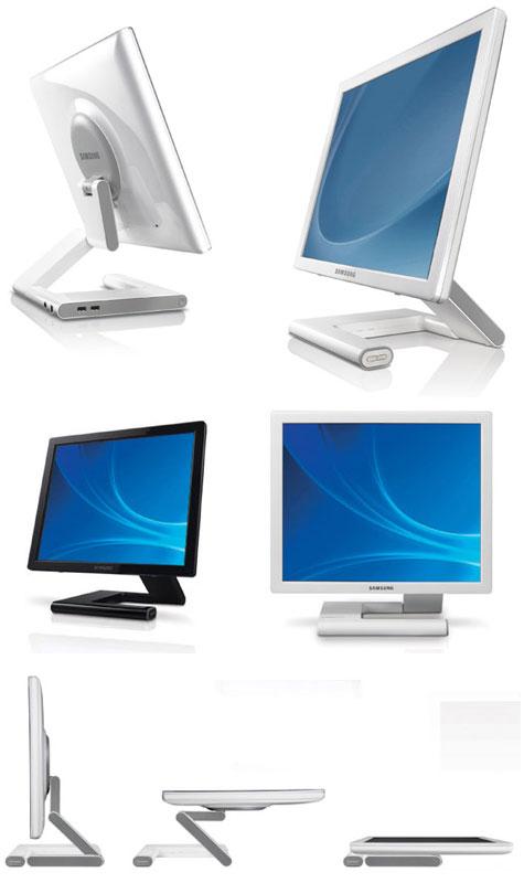 Monitor de LCD Mobius