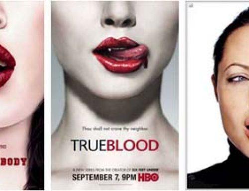 Plágio em cartazes de filmes e séries de TV