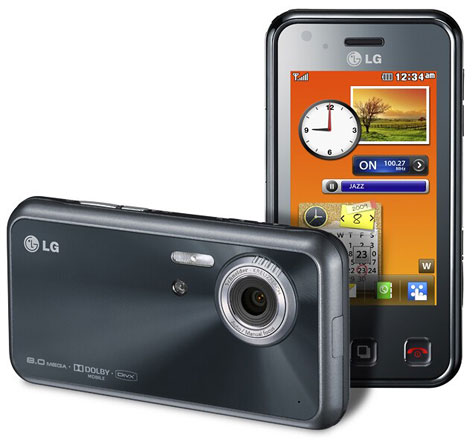 Smartphone 8MP Renoir