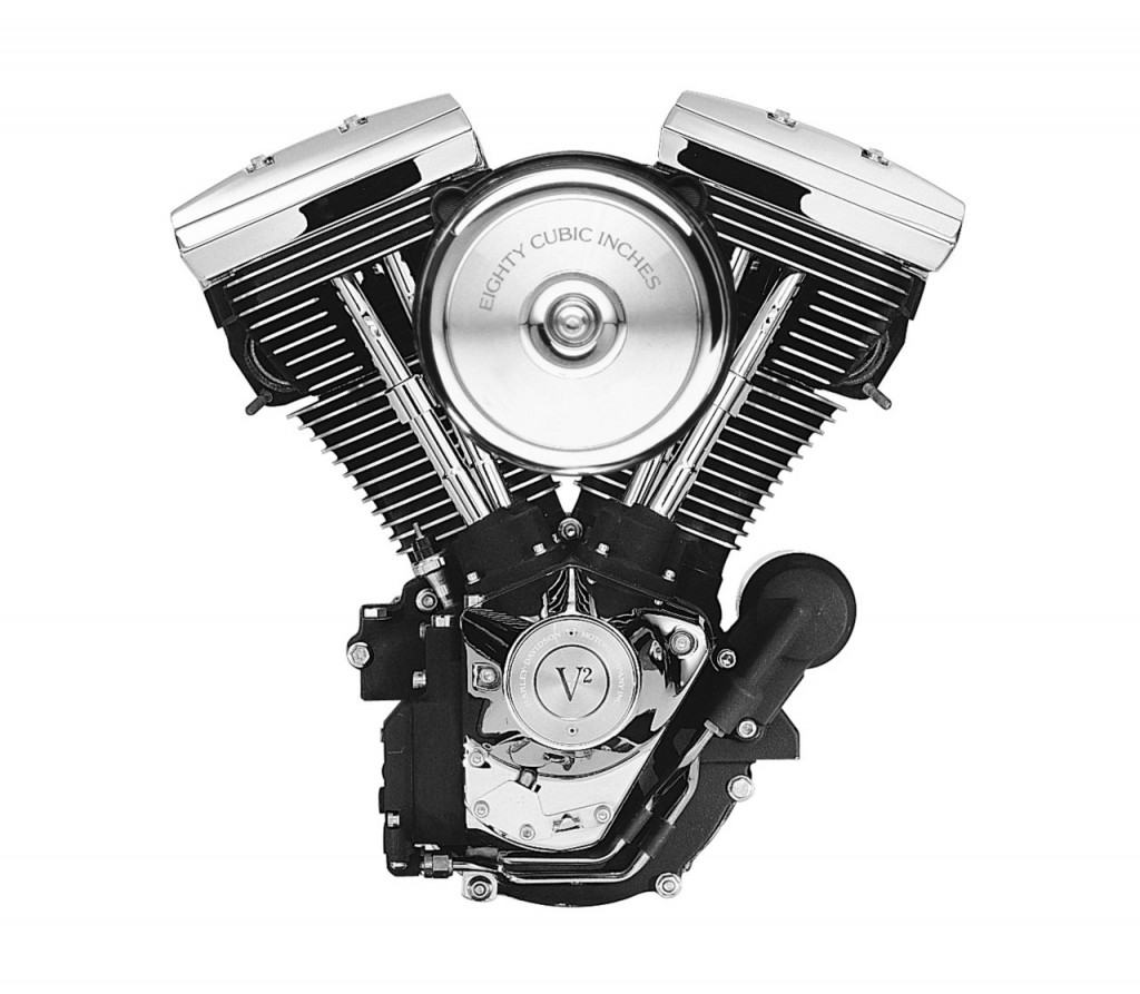 Harley-Davidson-1984-Evolution-Motor