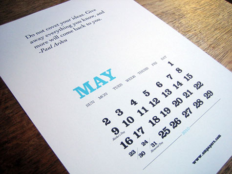 design-calendar