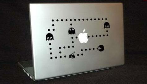 sticker-macbook-pacman