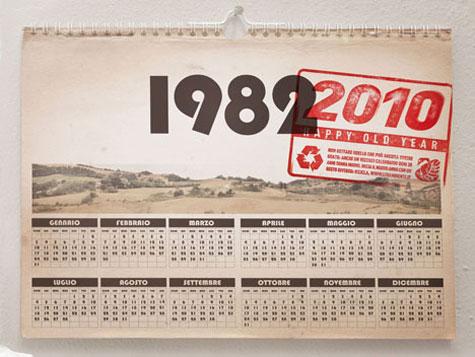 Calendário de 28 anos - 1982 a 2010