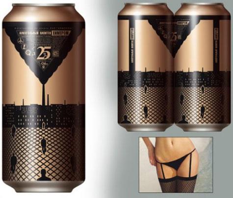 Cerveja + Pernas de Mulher e Cinta Liga