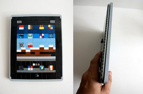 iPad Lego