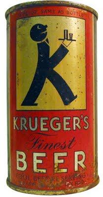 A primeira cerveja em lata do mundo