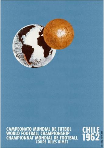Cartaz Copa de 1962