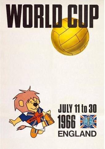Cartaz Copa de 1966