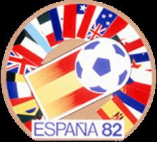 Logo Copa de 1982