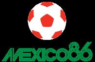 Logo Copa de 1986