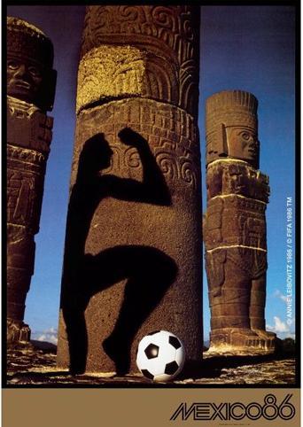 Cartaz Copa de 1986