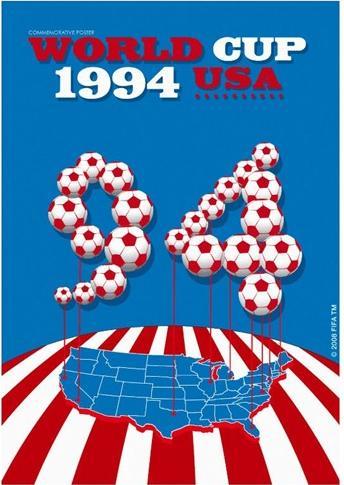 Cartaz Copa de 1994