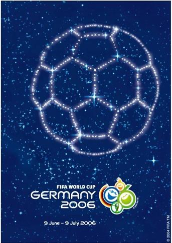 Cartaz da Copa de 2006