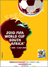 Cartaz Copa do Mundo de 2010