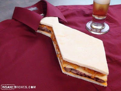 Sanduíche de gravata