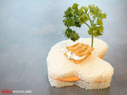 Sanduíche de ilha