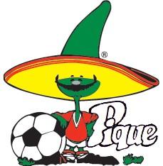 Mascote Pique 1986