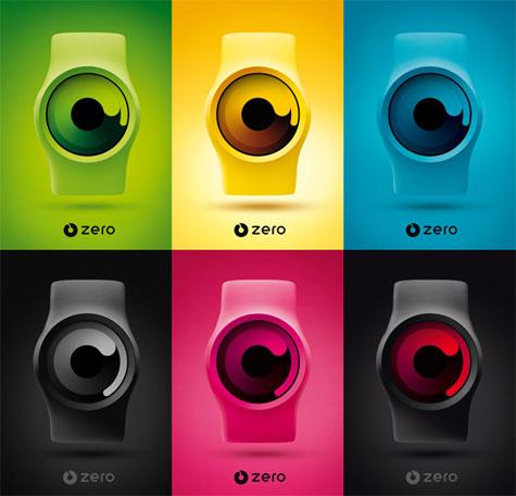 Zero colors