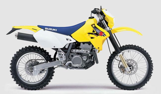 DR-Z400E-amarela