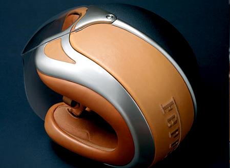 capacete-ferrari-marrom