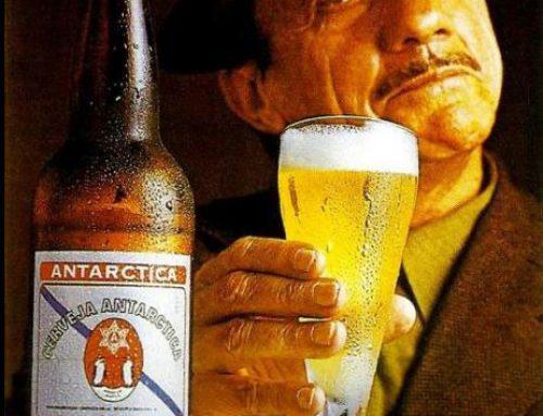 Comercial da cerveja Antarctica de 1974 com Adoniran Barbosa
