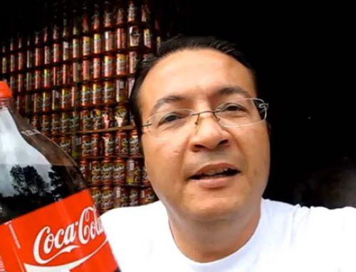 Leão de Judá Cola promete acabar com a Coca-cola