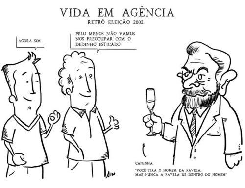 Vida em agência nº 56 | Retrô; eleição de 2002