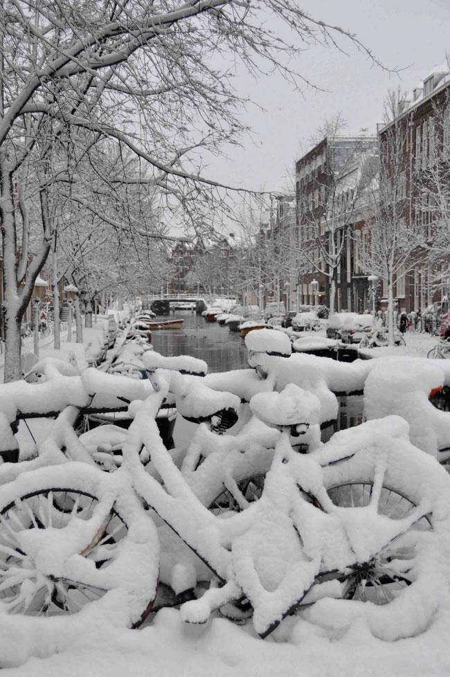 bicicleta-inverno-amsterda