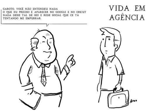 Vida em agência nº 57 | SEO e Rede Social