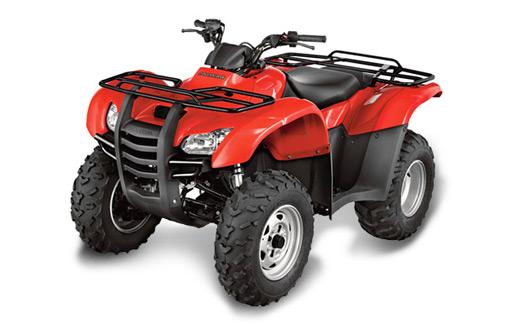quadriciclo-honda-TRX420-vermelho