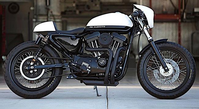Harley-1200-Cafe-Racer