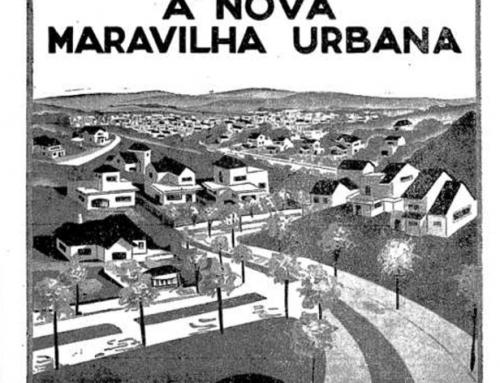 Anúncio Imobiliário Antigo | Venha Morar no Pacaembu