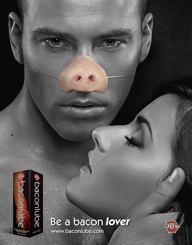 Bacon-Condom-advertising