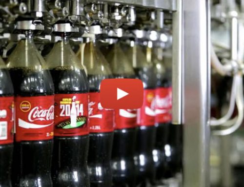 A resposta da Coca-Cola ao rato