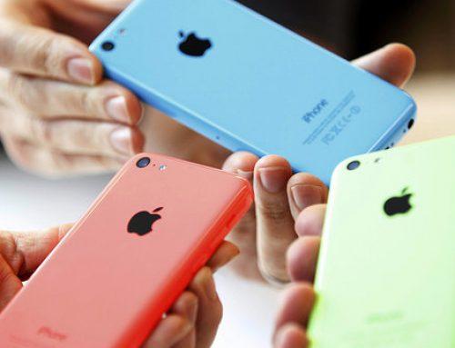 Primeiro comercial do iPhone 5C