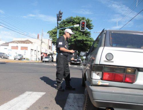 """""""Carnaval Consciente"""" com Blitz de Trânsito Educativa"""