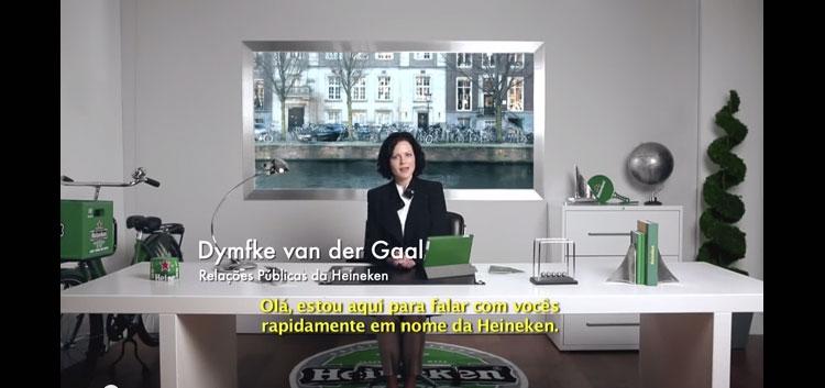 Comercial The Casting da Heineken