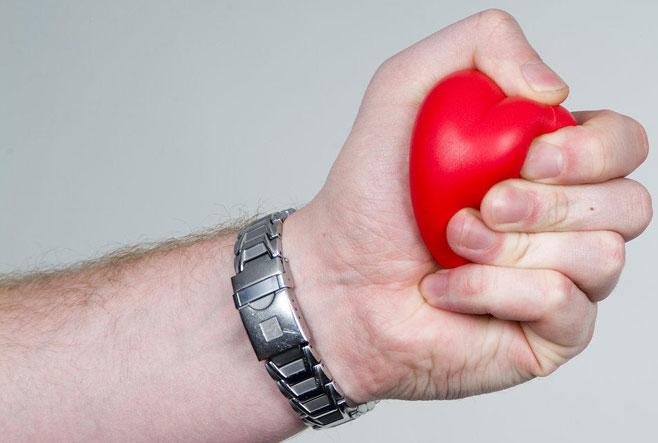 Estresse pode causar problemas cardíacos