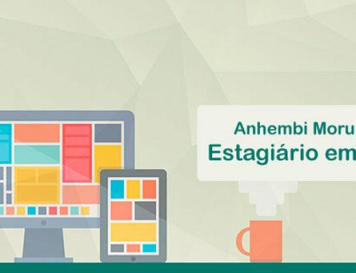 Vaga na Anhembi Morumbi | Estágio em Web Design